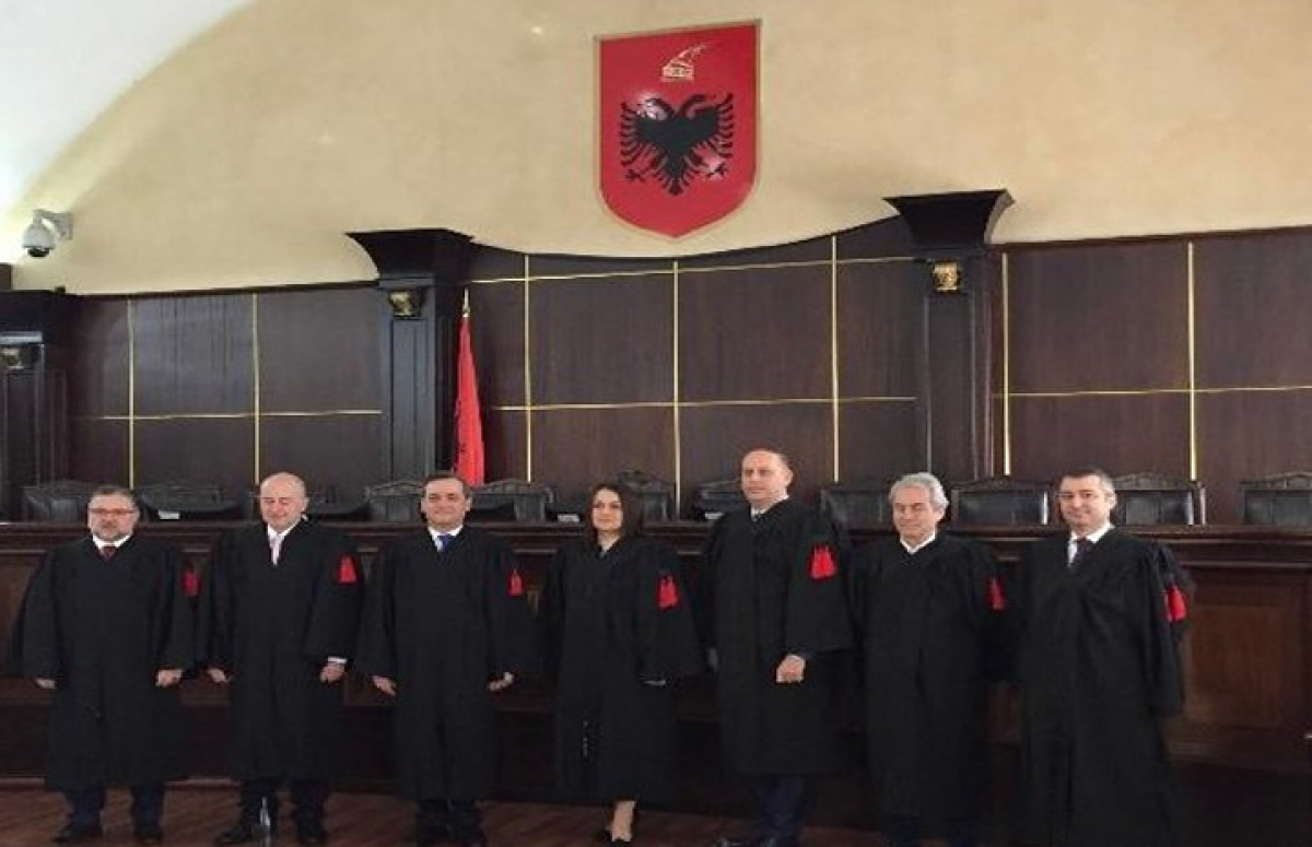 Four judges promoted to the High Court