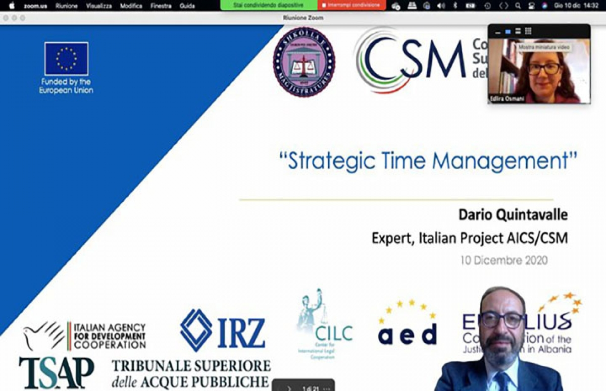 Training on Strategic Time Management