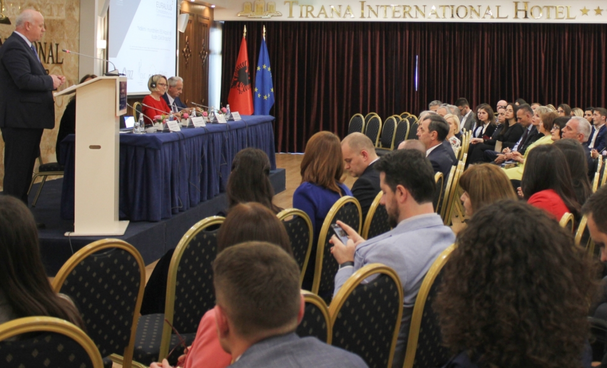 Justice Day 2019 celebrating '90th Anniversary of the Albanian Civil Code'